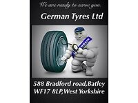 215-50-17, 215-55-17, 225-45-17, 225-50-17 Part worn tyres £25/each fitted