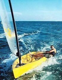 Escape Rumba sailing Dinghy