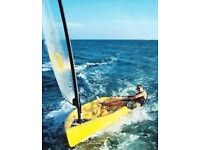 Escape Rumba sailing Dinghy