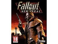 Fallout: New Vegas (PlayStation 3) game