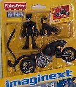 Imaginext Catwoman