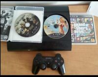 Ps3 Ultra slim 250g