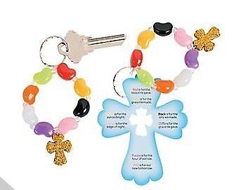 1 Jelly Bean Prayer Key Chain - Jelly Bean Prayer