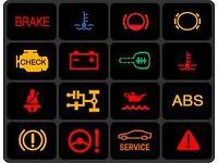 Vehicle Diagnostics, ABS, ESP, Engine Managment.