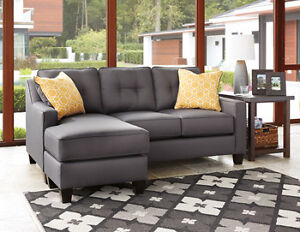 IVY REVERSIBLE SECTIONAL SOFABED $1399 TAX IN - FREE LOCAL DEL