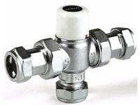 15mm - TMV2/3 - Inta-Mix Thermostatic Mixing Valve