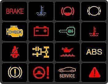 Vehicles Health Check Car Diagnostic Service Warning Engine