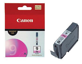 Canon PGI-9PM Photo Magenta Ink -