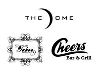 Cheers, The Dome and Taboo are hiring Bar Assistants