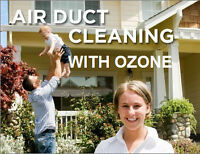 """Clean your air ducts with """"Ozone"""""""