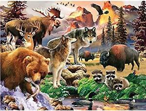 Howard Robinson The Great Outdoors 3D 500-Piece Puzzle