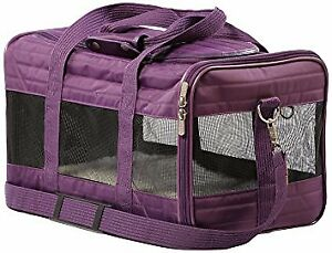 """Sherpa Original Deluxe""  Pet carrier bag, small size, brand new"