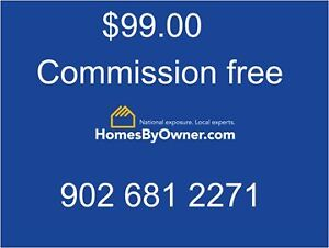 Líst and sell your property commission free