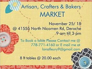Make , Bake and Create Market