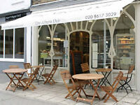 Part-time position in busy cafe/deli in Richmond
