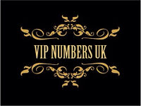 GOLD VIP LUXURY MOBILE NUMBERS • £50 Each •