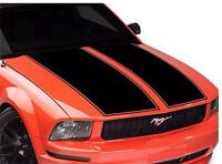 05-09 Mustang Hood Stripes