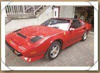 REPLICA 1987 Ferrari 308 GTS Coupe - PONTIAC TRANS AM