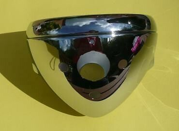 TRIUMPH  NORTON CHROME 7 HEADLAMP SHELL   54523508