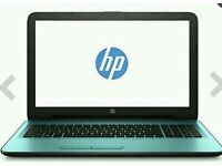 "HP 15-ba077sa 15.6"" Laptop Windows 10, AMD A6-7310 APU, RAM: 4 GB Storage: 1 TB HDD,"