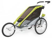 Good Condition Chariot Cougar - Single Child