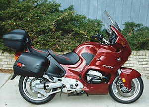 Bmw r 1100rt sport touring