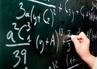 Math tutor with PhD (NW) - High School and University