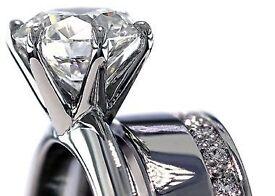 Bespoke Made Engagement Rings