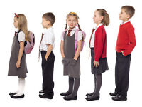 LARGE QUANTITIES OF WHOLESALE SCHOOLWEAR TO CLEAR. BRAND NEW STOCK FROM ESTABLISHED RETAILER