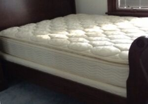 NICE QUEEN PILLOWTOP BED - Free Delivery!!!