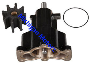 MerCruiser-BRASS-Sea-Water-Pump-Assembly-18-3160-46-862914A13