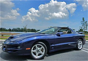 WANTED 1998 - 2002 Trans Am WS6