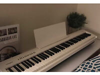 Nearly New Roland FP30 digital Piano in White