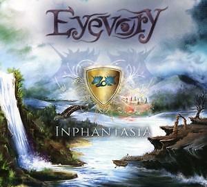 EYEVORY - Inphantasia -- CD  NEU & OVP VVK 21.10.2016