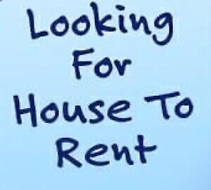 LOOKING FOR RENTAL