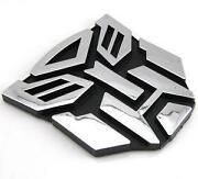Transformers Car Logo