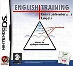 English Training: Leer Spelenderwijs Engels | Nintendo DS