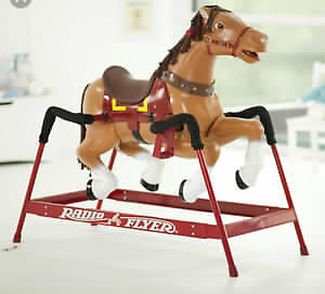 Radio Flyer Spring Horse
