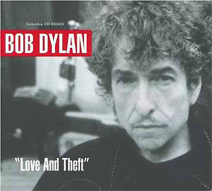 Bob Dylan-Love And Theft cd