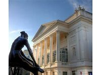 Royal Opera House, Covent Garden - Götterdämmerung - Wagner Ring Cycle. Monday 1st October