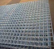 Galvanised Steel Wire Mesh Sheet - Various sizes available Blacktown Blacktown Area Preview