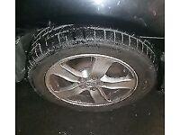 Toyota Avensis x4 16inch Alloys & Tyres (2005)