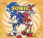 Sonic X DVD Movies