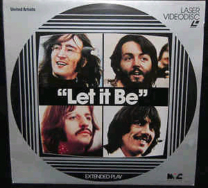 Wanted: The Beatles Let It Be movie