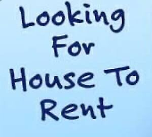 Wanted: IM LOOKING FOR A HOUSE / APARTMENT TO RENT!