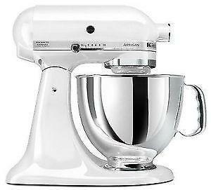 kitchenaid artisan stand mixer ebay. Black Bedroom Furniture Sets. Home Design Ideas