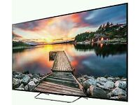 """Sony KDL-65W855C 65"""" Smart 3D Full HD Android TV, X-Reality Pro, Motionflow XR 800 Hz, Wi-Fi."""