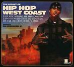 The Legacy Of Hip Hop West Coast--CD