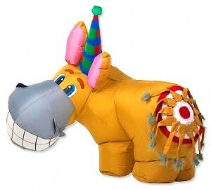 For Rent -4' Airblown Inflatable Pin The Tail On The Donkey Game Kitchener / Waterloo Kitchener Area image 2