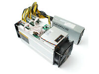 Antminer S9 13.5TH with APW3++ Power Supply